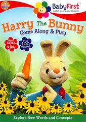 Harry the Bunny: Come Along & Play
