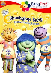 Shushybye Baby: Bedtime Stories & Songs