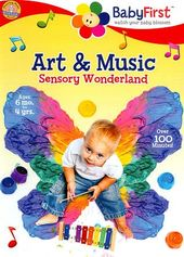 BabyFirst: Art & Music - Sensory Wonderland
