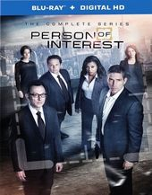 Person of Interest - Complete Series (Blu-ray)