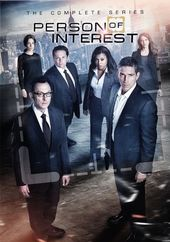 Person of Interest - Complete Series (27-DVD)