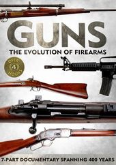 Guns: The Evolution of Firearms (2-DVD)