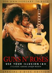 Guns N' Roses - Two Classic Albums Under Review:
