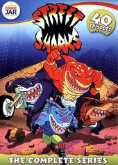 Street Sharks - Complete Series (4-DVD)