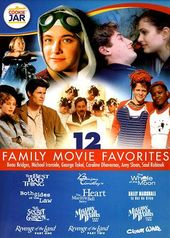 Family Movie Favorites (3-DVD)