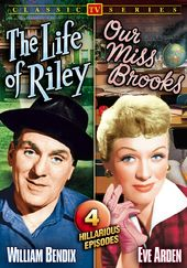 "The Life of Riley / Our Miss Brooks - 11"" x 17"""