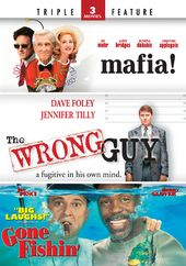 Mafia! / The Wrong Guy / Gone Fishin' (2-DVD)