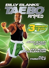 Billy Blanks - Tae Bo Amped - 2 Pack (2-DVD)