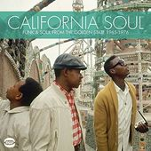 California Soul: Funk & Soul from the Golden