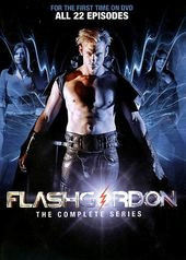 Flash Gordon - Complete Series (4-DVD)