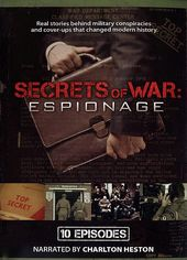 Secrets of War: Espionage (2-DVD)