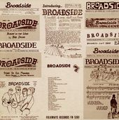 Broadside Ballads, Volume 1