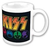 KISS - Masks - 11 oz. Ceramic Mug