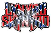 Lynyrd Skynyrd - Pin Badge: Flag Logo