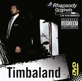 Timbaland - Rhapsody Originals