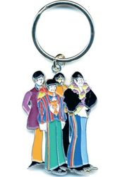 The Beatles - Yellow Submarine Band Members