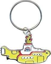 The Beatles - Yellow Submarine Keychain