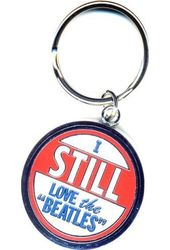 The Beatles - I Still Love The Beatles Keychain