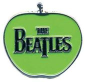 The Beatles - Apple Logo: Metal/Enamel Pin Badge