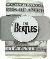 The Beatles - Drum Logo: Money Clip