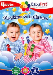 BabyFirst: Playtime & Lullabies [Box Set] (4-DVD)