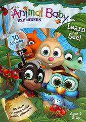 Wild Animal Baby Explorers - Learn & See