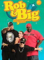 Rob & Big - Complete 3rd Season (Uncensored)