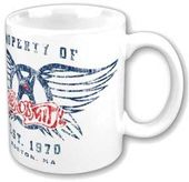 Aerosmith - Property Of Logo - 11 oz. Ceramic Mug