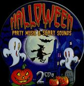 Halloween Party Music & Scary Sounds (2-CD)