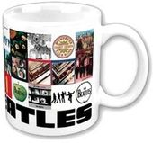 The Beatles - Chronology: 12 oz. Ceramic Mug