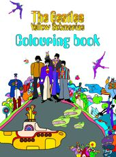 The Beatles - Yellow Submarine: Coloring Book