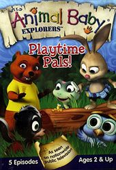 Wild Animal Baby Explorers - Playtime Pals