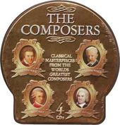The Composers (4-CD)