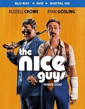 The Nice Guys (Blu-ray + DVD)