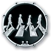 The Beatles - Abbey Road Crossing Metal Pin