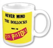 Sex Pistols - 11 oz. Boxed Mug: Never Mind The