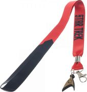 Star Trek - Lanyard - Red with Engineering