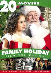 Family Holiday Film Collection (4-DVD)
