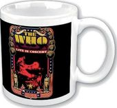 The Who - Live in Concert 11 oz. Mug