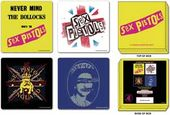 Sex Pistols - Coasters: 4 Piece Coaster Set In