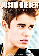 Justin Bieber - DVD Collector's Box (2-DVD)