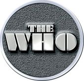 The Who - Stencil Logo Metal Pin/Badge