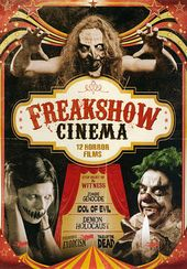 Freakshow Cinema: 12 Horror Films (3-DVD)