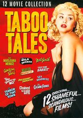 Taboo Tales: 12 Movie Collection (3-DVD)