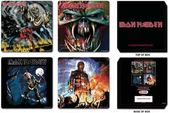 Iron Maiden - 4-Piece Coaster Set In Presentation