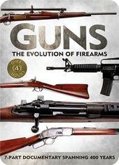 Guns: The Evolution of Firearms [Tin] (2-DVD)