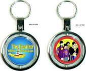 The Beatles - Yellow Submarine:Spinner Keychain
