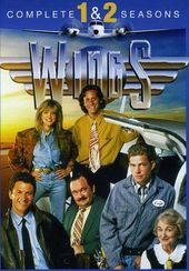 Wings - Seasons 1 & 2 (3-DVD)
