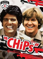 CHiPs - Complete 4th Season (5-DVD)