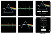 Pink Floyd - 4 Piece Coaster Set In Presentation